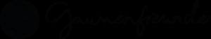 Gaumenfreunde Logo black