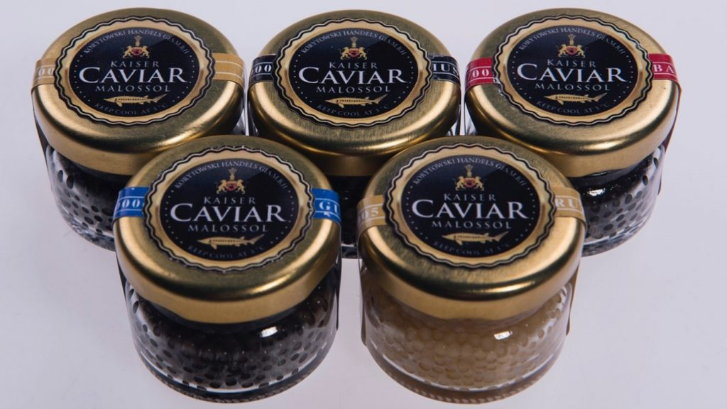 KaiserCaviar Lebensmittel