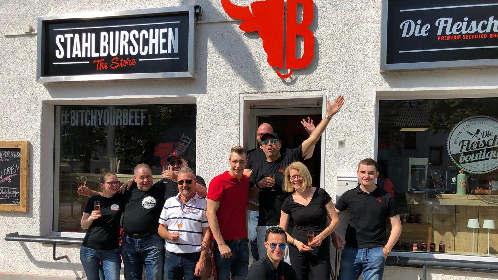 Stahlburschen_Team